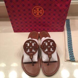 Tory Burch miller sandal/size 9